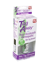Tag Away Skin Tag Remover tag free As Seen on TV