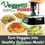 Veggetti Power Vegetable Pasta electric Spiral Slicer spiralizer