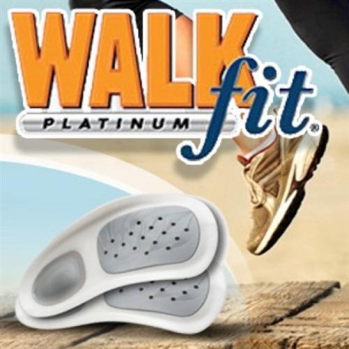 WalkFit Platinum Orthotics - As Seen on TV