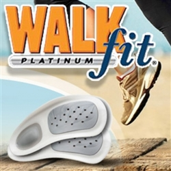 WalkFit Platinum Orthotics As Seen on TV