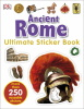 Ultimate Sticker Book: Ancient Rome
