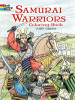 Samurai Warriors Coloring Book