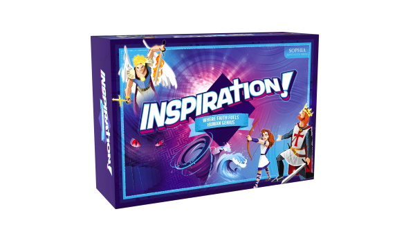 Inspiration! <br> Family Board Game