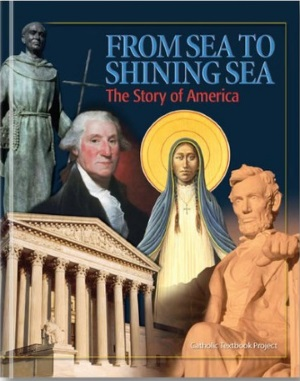 From Sea to Shining Sea: The Story of America Text