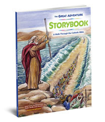 Great Adventure Storybook Bible