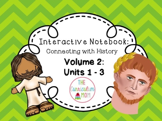 Interactive Notebook Activities Volume Two: Units 1-3 (download)
