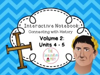 Interactive Notebook Activities Volume Two: Units 4-5 (download)