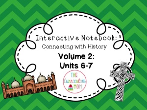 Interactive Notebook Activities Volume Two: Units 6-7 (download)