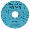 Connecting with History Rhyme-Line Sing-Along CD - American History