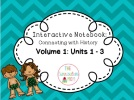Interactive Notebook Activities Volume One: Units 1-3 (download)