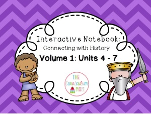 Interactive Notebook Activities Volume One: Units 4-7 (download)