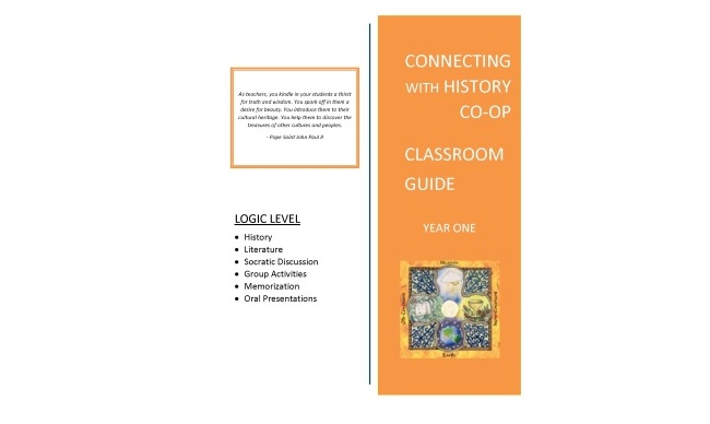 Volume 1 Classroom Teacher Guide - LOGIC Level