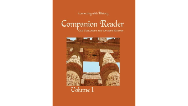 Connecting with History Companion Reader - Volume One