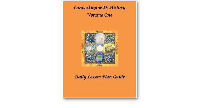 Connecting with History Daily Lesson Plans - Volume 1
