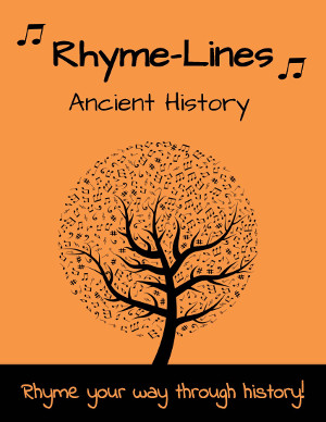 Rhyme-Line Cards, Volume 1 Connecting with History, Ancient History and Old Testament