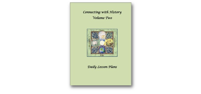Connecting with History Daily Lesson Plans - Volume 2