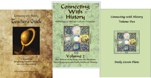 Connecting with History Deluxe Teacher's Package - Volume 2