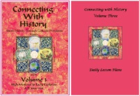 Connecting with History Syllabus & Daily Lesson Plans Set - Volume 3