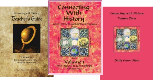 Connecting with History Deluxe Teacher's Package - Volume 3