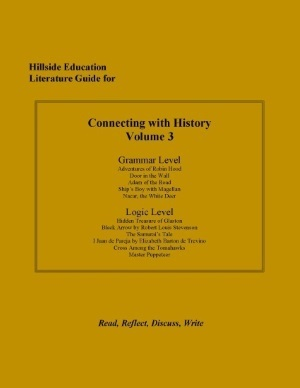 Connecting with History Volume 3 Literature & Discussion Guides