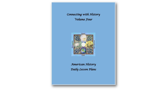 Connecting with History Daily Lesson Plans - Volume 4 - Part 1