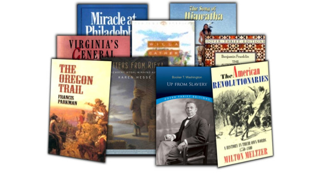 Connecting with History Rhetoric Level Literature Book Package - Volume 4A