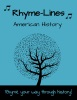 Rhyme-Line Cards, Volume 4 Connecting with History, American History