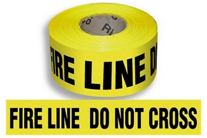 ABC BARRICADE TAPE