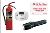 ABC HOME FIRE/SAFETY PACKAGE