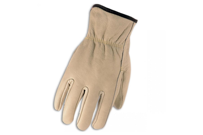 Abc Deluxe Cowhide Leather Driver Gloves