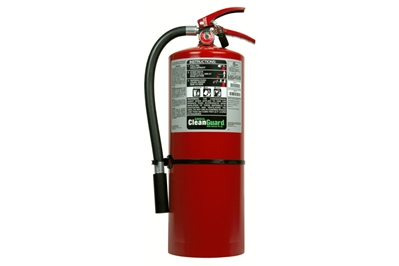ANSUL CLEANGUARD CLEAN AGENT FIRE EXTINGUISHER - 13 LB.