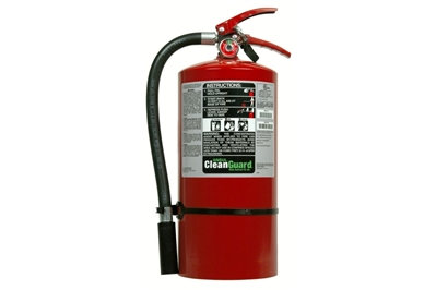 ANSUL CLEANGUARD CLEAN AGENT FIRE EXTINGUISHER - 9 LB.
