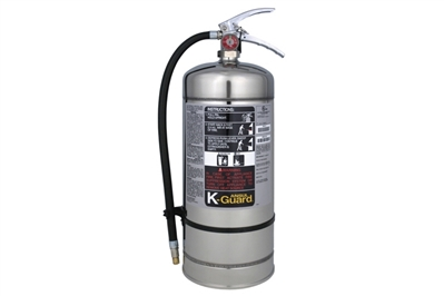 ANSUL K-GUARD KITCHEN-CLASS FIRE EXTINGUISHER - 6L