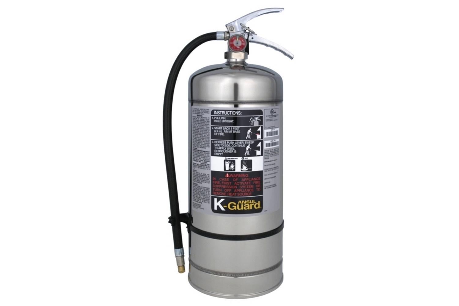 Commercial Kitchen Fire Extinguisher