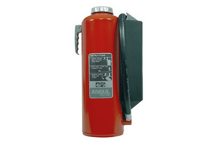 ANSUL RED LINE CARTRIDGE-OPERATED FIRE EXTINGUISHER - 20 LB.