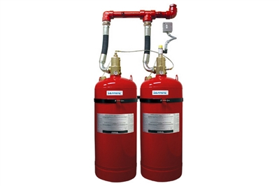 ANSUL SAPPHIRE FIRE SUPPRESSION SYSTEM