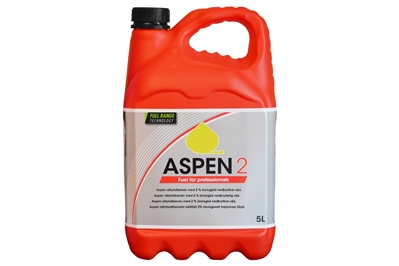 ASPEN FUEL 2-CYCLE - 5 LITRE