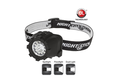 NIGHTSTICK DUAL-LITE HEADLAMP