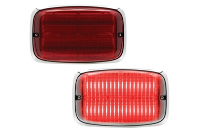 "FEDERAL SIGNAL FIRERAY LED PERIMETER LIGHTS - 4"" X 3"""