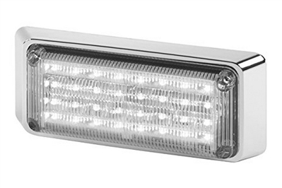 "FEDERAL SIGNAL QUADRAFLARE LED SCENE LIGHT - 7"" X 3"""