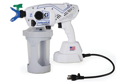 GRACO SANISPRAY HP 20 CORDED HANDHELD AIRLESS DISINFECTANT SPRAYER