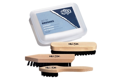 HAIX LEATHER BOOT BRUSH KIT