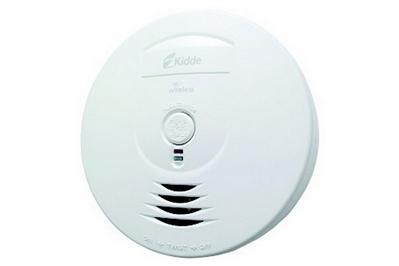 KIDDE WIRELESS INTERCONNECT SMOKE ALARM