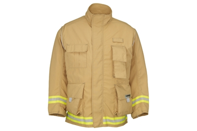 LAKELAND DUAL CERTIFIED WILDLAND/EXTRICATION COAT