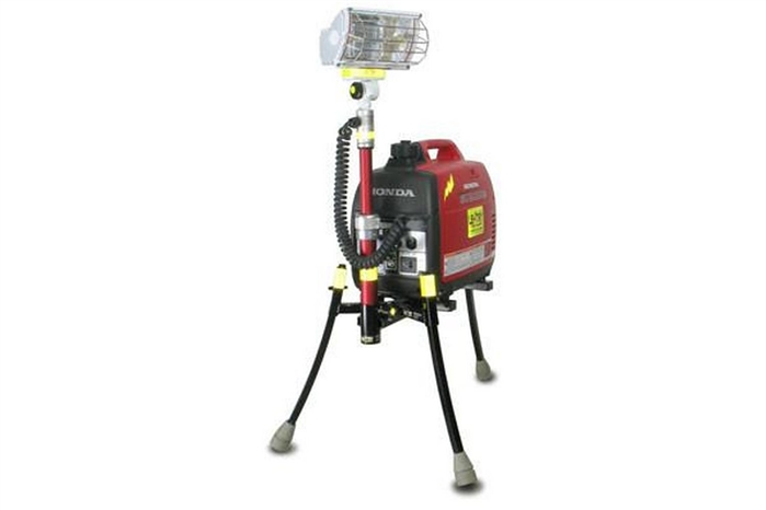LENTRY DUAL HEAD LIGHT TOWER - MODEL 20PUPS
