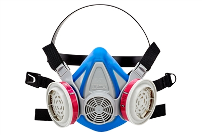 MSA ADVANTAGE 290 RESPIRATOR WITH SOURCE CONTROL