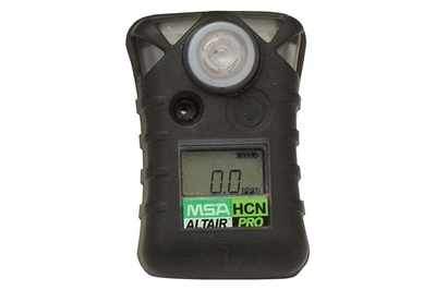 MSA ALTAIR PRO HCN SINGLE GAS DETECTOR