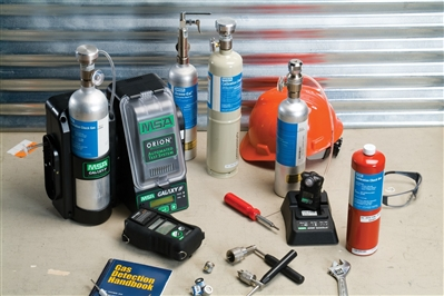 MSA CALIBRATION GAS KITS & ACCESSORIES