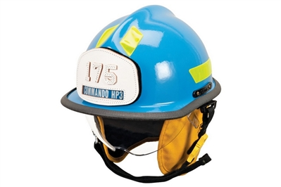 MSA CAIRNS COMMANDO HP3 HELMET
