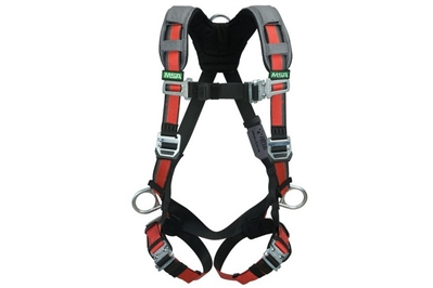 MSA EVOTECH FULL BODY HARNESS